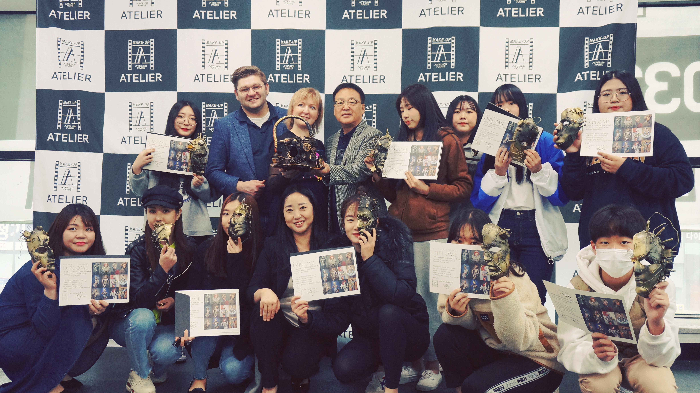 원주미용학원 2019 글로벌 아티스트 초청 세미나♥