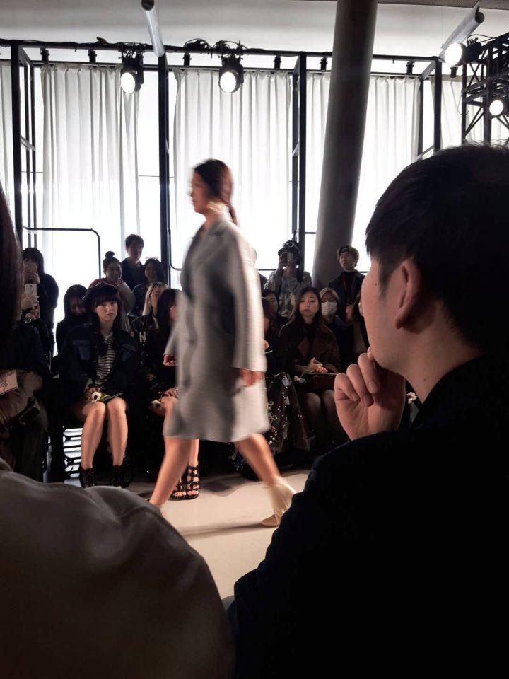 2018 F/W 하이서울 패션쇼 헤어 메이킹팀♥