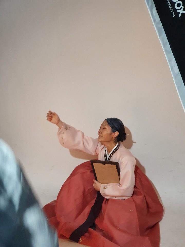 박♡은 학생의 노역 공모전 참가 작품