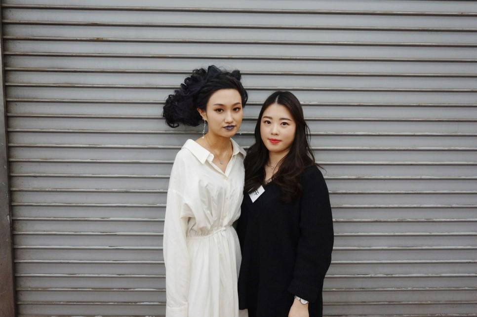 원주미용학원 2018 라빠 브랜뉴데이 현장실습-진♡경